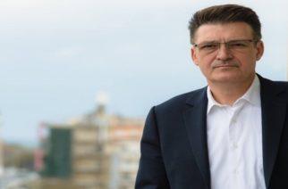 """Πέτροβιτς: """"Συνεχίζουμε όλοι μαζί, δυνατοί, για την Περιφέρεια του αύριο"""""""