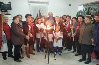 Η Φλόγα της Λαμπαδηδρομίας άναψε στο χωριό Πραγγί Διδυμοτείχου