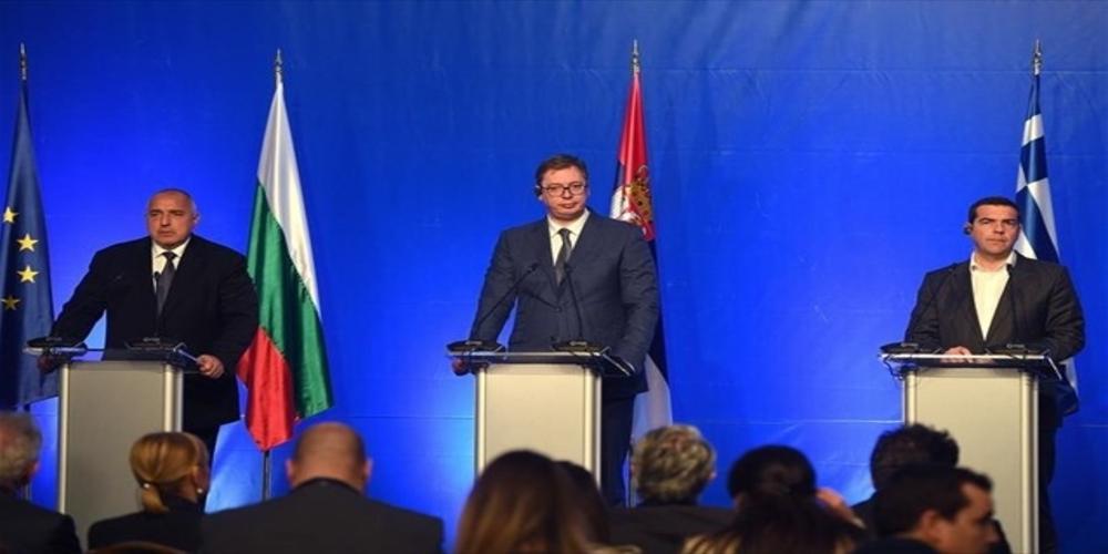 Δρόμος ταχείας κυκλοφορίας θα γίνει ο κάθετος άξονας Αρδανίου-Ορμενίου συμφώνησαν Τσίπρας-Μπορίσοφ