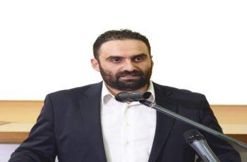 Την υποψηφιότητα του για δήμαρχος Κομοτηνής ανακοίνωσε επίσημα ο Αντώνης Γραβάνης