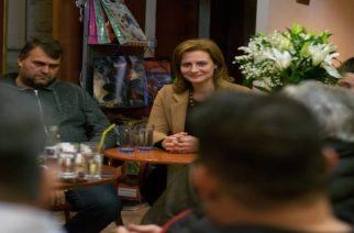 Ορεστιάδα: Ξεκίνησε με σημαντική συμμετοχή κόσμου τις συναντήσεις με τους δημότες η Μαρία Γκουγκουσκίδου