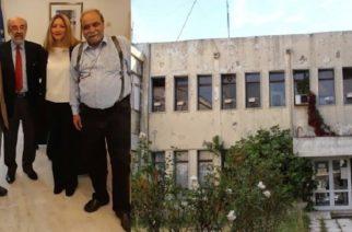 Λαμπάκης: Καταγγέλω την αδιαφορία των τεσσάρων βουλευτών Έβρου για το παλιό Νοσοκομείο