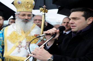 Ο Μητροπολίτης Αλεξανδρουπόλεως Άνθιμος υπέρ του Αρχιεπισκόπου και της συμφωνίας με Τσίπρα, στην θυελλώδη συνεδρίαση