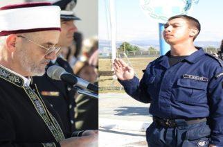 Ο πρώτος μουσουλμάνος από τη Θράκη ορκίστηκε στην Ελληνική Αστυνομία