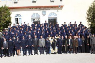 Ορκίστηκαν σήμερα οι νέοι Δόκιμοι Αστυφύλακες στην Σχολή του Διδυμοτείχου (φωτορεπορτάζ)