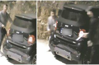 """Βίντεο-σοκ: Η στιγμή της δολοφονίας του επιχειρηματία Γιάννη Μακρή, συζύγου της """"Αλεξανδρουπολίτισσας"""" Βικτώριας Καρύδα"""