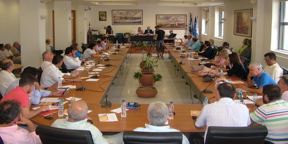 ΑΝΑ.Σ.Α: Η εισήγηση Μιχαηλίδη στο δημοτικό συμβούλιο για τον Προϋπολογισμό
