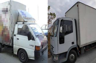 Έβρος: Πενήντα λαθρομετανάστες και με κλεμμένο φορτηγό μετέφεραν δυο διακινητές που συνελήφθησαν