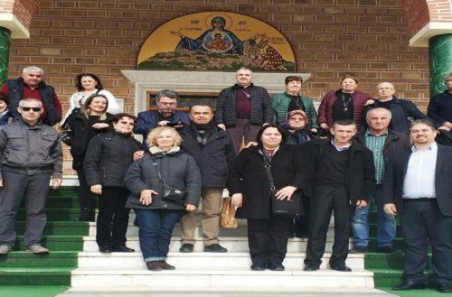 Διδυμότειχο: Επισκέπτες από την πόλη Τσορλού της Τουρκίας και πρόσκληση προβολής της πόλης