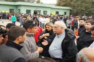 """""""Μειωμένες οι προσφυγικές ροές στον Έβρο"""" δήλωσε ο υπουργός Δ.Βίτσας που έρχεται σήμερα στην Ορεστιάδα"""