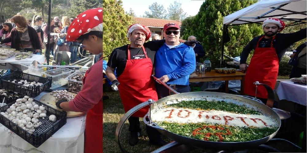 Με πολύ μεγάλη επιτυχία πραγματοποιήθηκε η 10η Γιορτή Μανιταριού στην Δαδιά (video+φωτό)