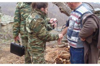 Δωρεάν εξετάσεις από Ιατρικό Στρατιωτικό Κλιμάκιο στο Θεραπειό Ορεστιάδας