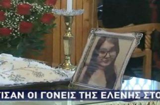 Πόνος και θλίψη στο μνημόσυνο της Ελένης Τοπαλούδη – Συγκλονίζει ο πατέρας της Γιάννης (BINTEO)