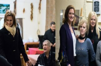 """""""Άνοιγμα"""" της Μαρίας Γκουγκουσκίδου σε Δ.Μουζά και άλλους πρώην δημάρχους με συνέντευξη της"""