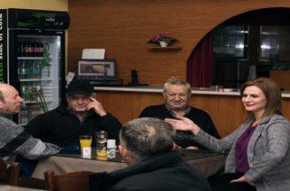 Τα σοβαρά προβλήματα της Σαγήνης εξέθεσαν οι κάτοικοι στην υποψήφια δήμαρχο Μαρία Γκουγκουσκίδου