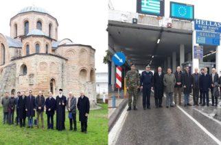 Επίσκεψη στον Έβρο πραγματοποιεί το Προεδρείο της Παγκόσμιας Διακοινοβουλευτικής Ένωσης Ελληνισμού (Πα.Δ.Ε.Ε.)