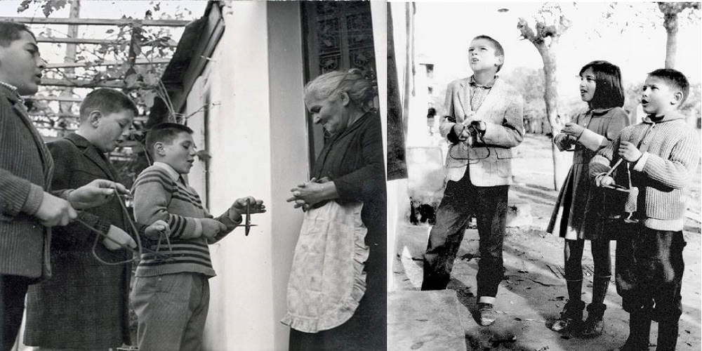 Κωνσταντίνος Τριανταφυλλάκης: Χριστούγεννα στο χωριό την δεκαετία του '60