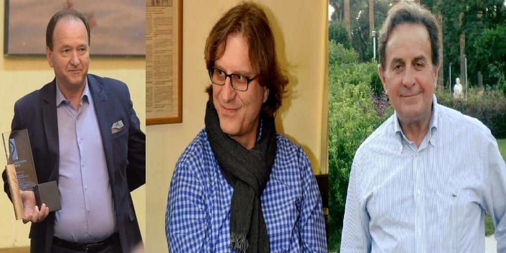 Κίνηση να ενωθούν σε συνδυασμό με στήριξη ΣΥΡΙΖΑ Καίσας, Λαζόπουλος, Φραγκούλης Δούκας