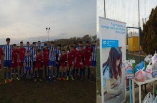 Τουρνουά ενίσχυσης του Παιδικού Χωριού SOS Θράκης από τον Εθνικό Αλεξανδρούπολης