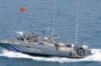 Αλεξανδρούπολη: Βάρκα με 27 λαθρομετανάστες εντόπισε το Λιμενικό