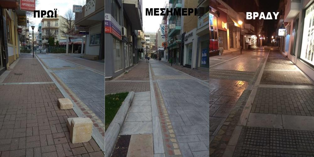 """Δήμος Αλεξανδρούπολης: """"Επιστρατεύει"""" εδέσματα, κρασί, μουσική, μήπως περπατήσει ο κόσμος στον πεζόδρομο της Κύπρου"""