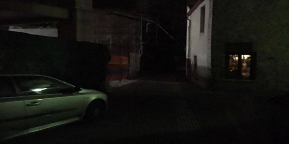 Ορεστιάδα: Παράπονα πολιτών για τον ελλειπή ηλεκτροφωτισμό σε πολλούς δρόμους της πόλης