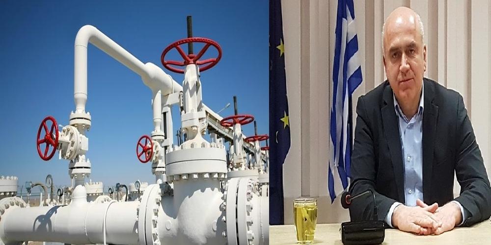Την κατασκευή του δικτύου φυσικού αερίου σε Αλεξανδρούπολη, Ορεστιάδα υπέγραψε ο Περιφερειάρχης ΑΜ-Θ Χρήστος Μέτιος
