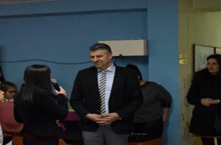 Επίσκεψη και δώρα στο Ειδικό Δημοτικό Σχολείο Αλεξανδρούπολης του Επιμελητηρίου Έβρου