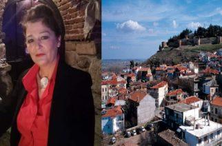Βάγια Καραφείζη: Θα είμαι υποψήφια Δήμαρχος Διδυμοτείχου