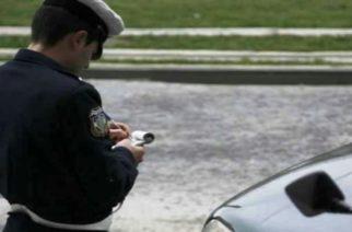 Μπαράζ συλλήψεων στην Εγνατία οδό νεαρών που δεν είχαν δίπλωμα οδήγησης