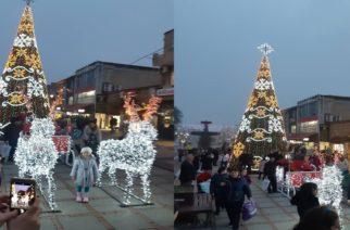 Στην Αδριανούπολη αν και μουσουλμάνοι, στόλισαν… Χριστουγεννιάτικα για να προσελκύσουν τους Έλληνες επισκέπτες