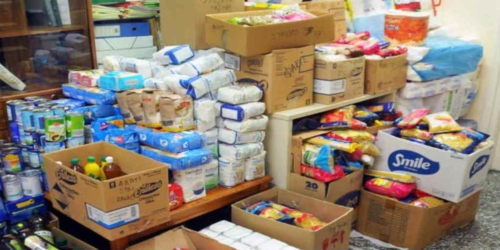 Διανομή τροφίμων του Προγράμματος Επισιτιστικής Βοήθειας (ΤΕΒΑ) απ' τους δήμους Ορεστιάδας, Διδυμοτείχου. Δείτε πότε