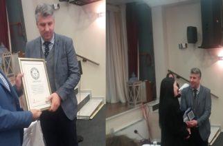 Ορεστιάδα: Απονομή του ρεκόρ Γκίνες πλεξούδας σκόρδου στον Συνεταιρισμό Σκορδοπαραγωγών Ν.Βύσσας (ΒΙΝΤΕΟ+φωτό)
