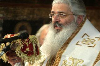 Αλεξανδρουπόλεως Άνθιμος: Ο Πρόεδρος της Βουλής αδίκησε την Κυβέρνηση, την Εκκλησία και τον εαυτό του