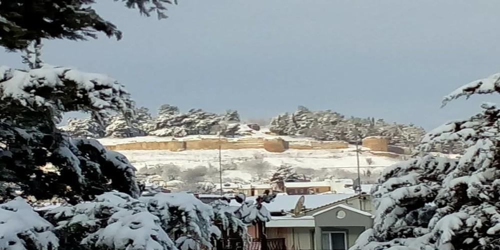 Επιστρέφουν τα χιόνια στον Έβρο από αύριο – Έρχεται κύμα ψύχους