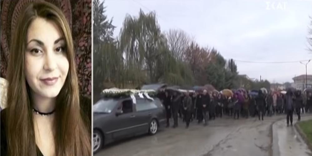 Το Διδυμότειχο και όλος ο Έβρος αποχαιρέτησε την αδικοχαμένη Ελένη (video+φωτό)