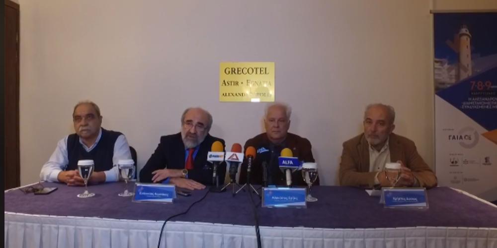 Ο εθνικός στρατηγικός ρόλος της Αλεξανδρούπολης: Κόμβος ενέργειας και διαμετακομιστικού κέντρου