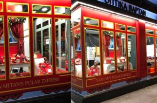 Αλεξανδρούπολη: Τα καταστήματα ΒΑΡΤΑΝ φόρεσαν τα γιορτινά τους και σας περιμένουν