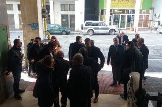 Σύσκεψη με Αραχωβίτη: Θα δοθεί η Συνδεδεμένη, θα περιμένουν για αποζημιώσεις οι αγρότες