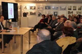 Ιστορικό Μουσείο Αλεξανδρούπολης: Ο συγγραφέας Χρήστος Χωμενίδης παρουσίασε την αυτοβιογραφία του