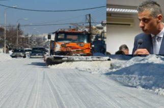 Ορεστιάδα: Τα χιόνια ήρθαν, αλλά ο δήμος ψάχνει ανάδοχο αποχιονισμού την άλλη Παρασκευή 11 Γενάρη!!!