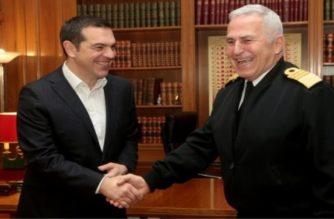 """Στρατηγός Κωσταράκος: Αδίστακτοι Τσίπρας, Καμμένος – Έκαναν """"έγκλημα"""" με την υπουργοποίηση Αποστολάκη"""