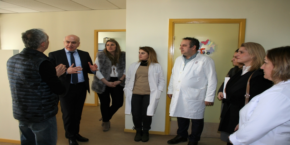 Με απόφαση Μέτιου δίνονται 7 εκατ. ευρώ στις Τοπικές Μονάδες Υγείας της Περιφέρειας ΑΜ-Θ