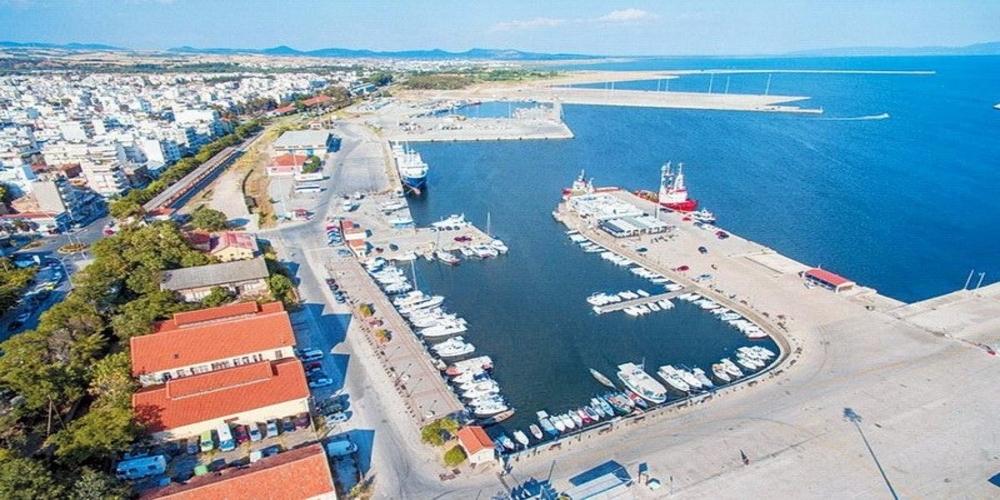 Έργα 390.000 ευρώ θα πραγματοποιηθούν το 2019 στο λιμάνι της Αλεξανδρούπολης