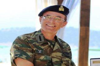 Νέος Αρχηγός ΓΕΣ ο Αντιστράτηγος Γεώργιος Καμπάς, μέχρι τώρα διοικητής Δ' Σώματος Στρατού