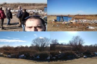 """Καταγγέλει μόλυνση του ποταμού Άρδα από ανεξέλεγκτους σκουπιδότοπους και αδιαφορία του δήμου η """"Δημοτική Επαναφορά"""""""
