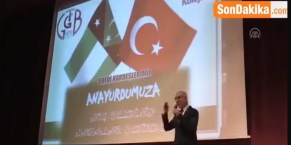Προκαλούν ανεξέλεγκτοι: Σημαία της «Ανεξάρτητης Δυτικής Θράκης» σε εκδήλωση παρουσία μειονοτικών μαθητών της Κομοτηνής (ΒΙΝΤΕΟ)