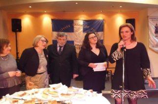 Κοντά στους Ορεστιαδίτες και Τρυγωνιώτες της Αθήνας η υποψήφια δήμαρχος Ορεστιάδας Μαρία Γκουγκουσκίδου