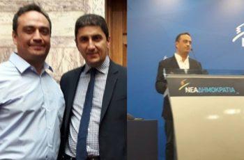 Ο Εβρίτης Ηλίας Τζιώρας αναπληρωτής Γραμματέας Προγράμματος της Νέας Δημοκρατίας