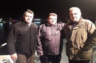 Σαμοθράκη: Ανακοίνωση δημάρχου Θ.Βίτσα με ευχαριστίες σε όσους βοήθησαν στην προσωρινή λύση και… χαμηλούς τόνους